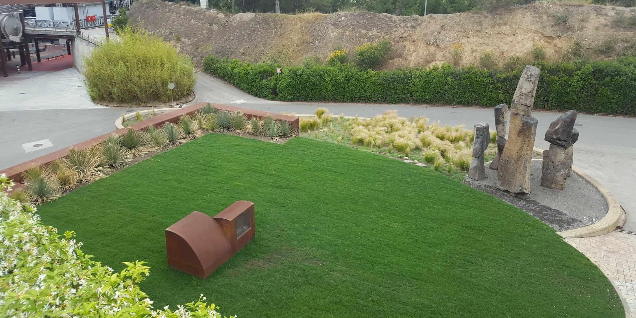 Projecte PSM jardí a Barcelona