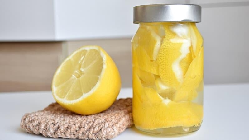 insecticida natural cascara limon