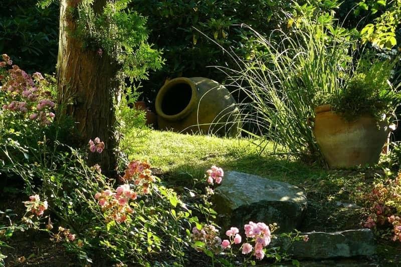 cómo diseñar y decorar un jardín