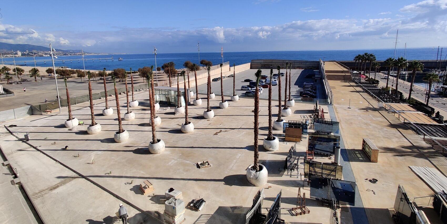 proyecto hotel marina