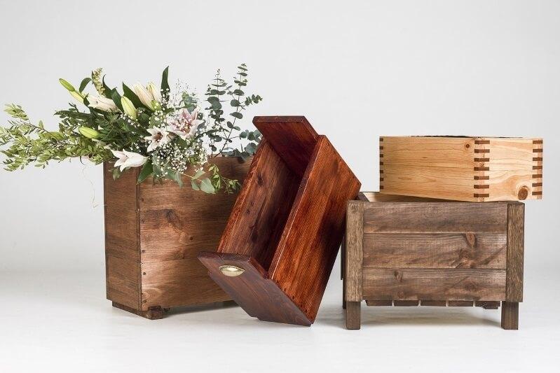 impermeabilizar una jardinera de madera