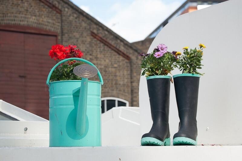 cómo hacer un jardín bonito y barato