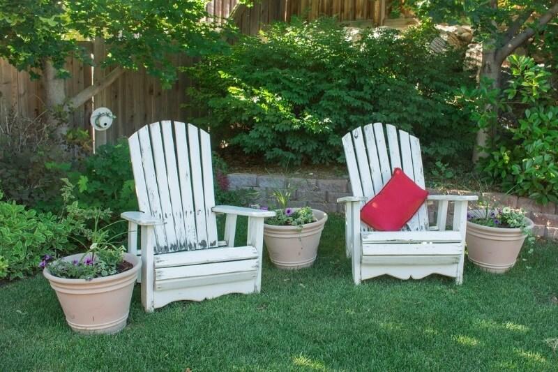 ideas para hacer jardín bonito y barato